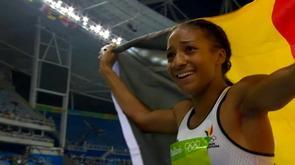 Rio : Nafissatou Thiam au sommet de l'heptathlon