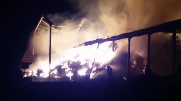Incendie de St Georges : les dégâts