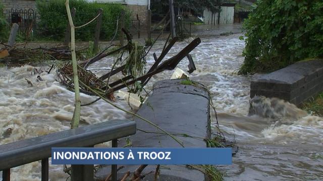 Inondations : une crèche cernée par les eaux !