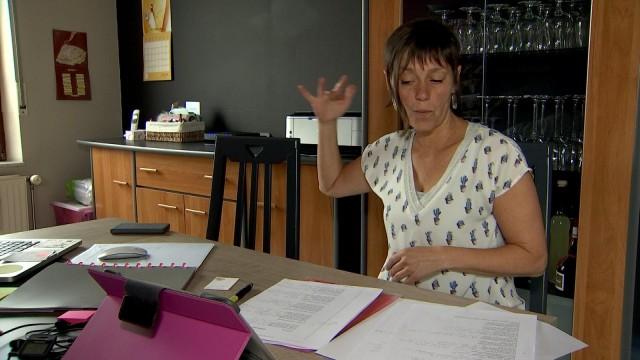 Interprète en langue des signes, elle prépare les concerts des Francos