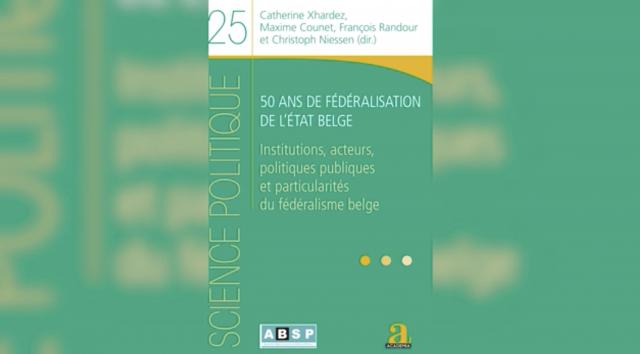Invité : 50 ans de fédéralisation de l'état belge