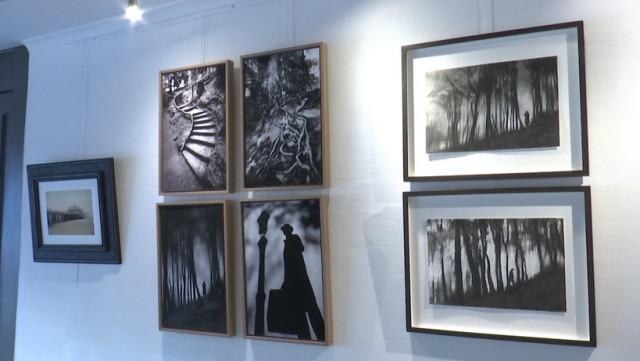 Isabelle Fagot et Alain Trellu à la Galerie 23
