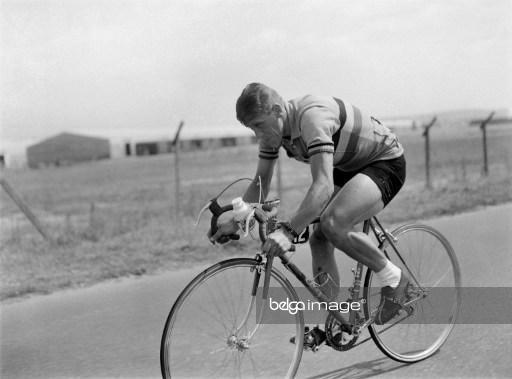 Jean Brankart, 2ème du Tour de France 55, est décédé