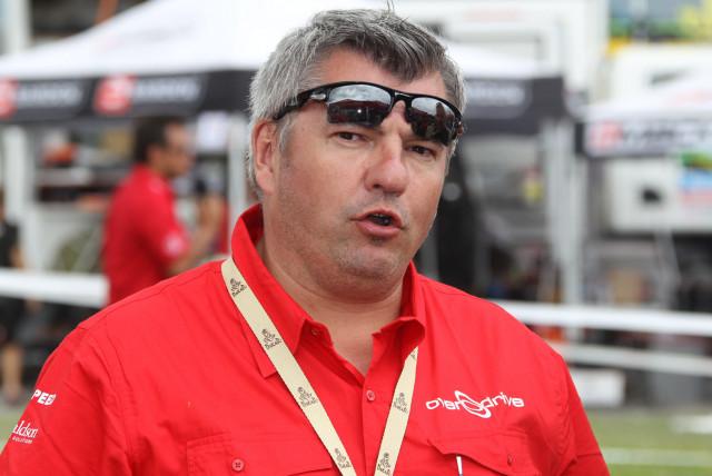 Jean-Marc Fortin : objectif, gagner le Dakar !