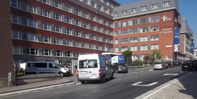 Jeudi 24 octobre : journée de grève dans les hôpitaux