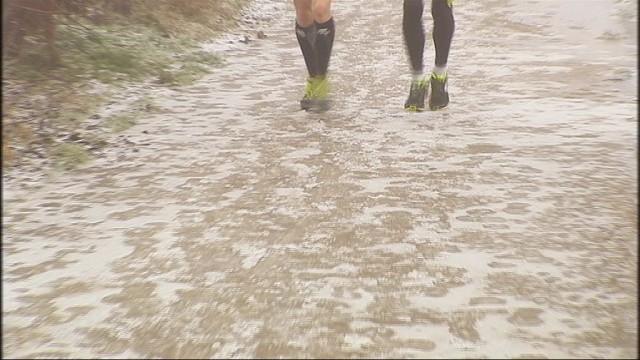 Jogging de l'an neuf à Antheit