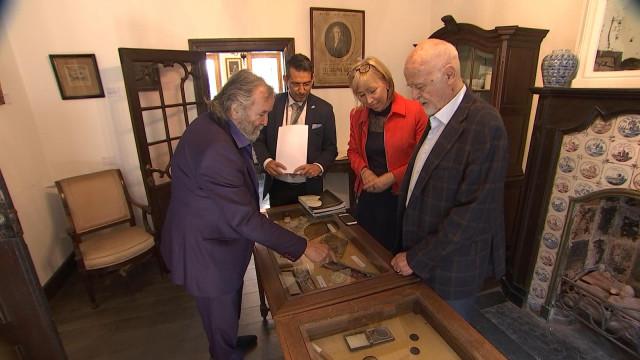 José van Dam parrain du Musée Grétry