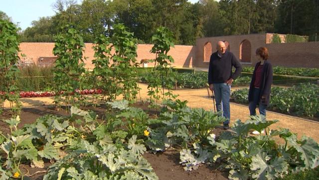 Journées du Patrimoine : parc et jardin-potager à Jehay