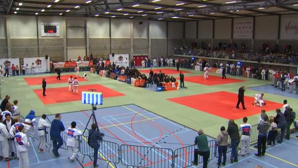 Judo : championnats régionaux à Herstal