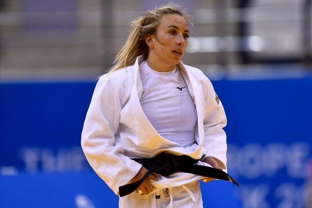 Judo : Charline Van Snick 7ème aux championnats du monde à Tokyo