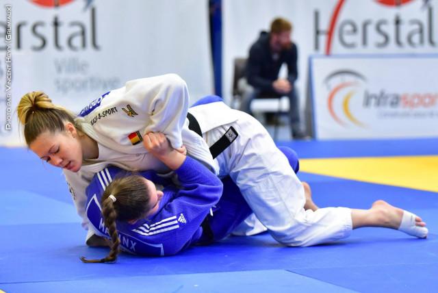 Judo : Sophie Berger victorieuse au Portugal