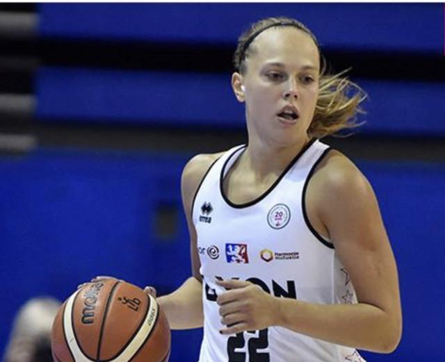 Julie Allemand joueuse de l'année en France ? Possible