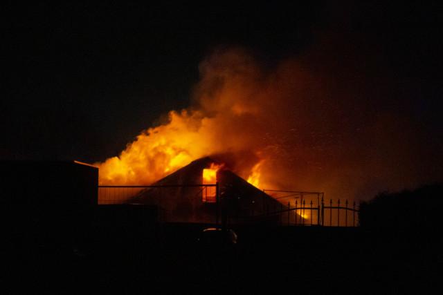 Juprelle : incendie dans une imprimerie