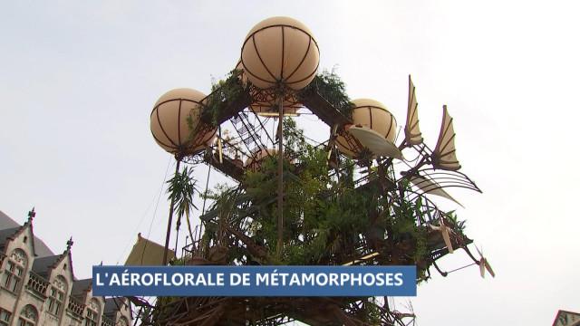 L'aéroflorale fait escale à Liège !