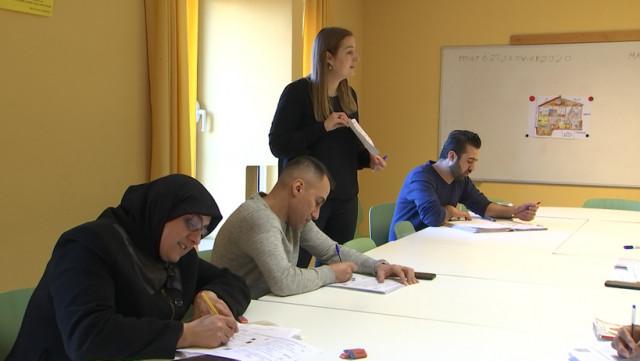 L'aide aux jeunes migrants selon Caritas