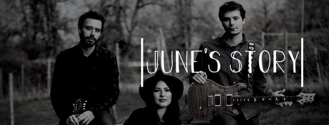 L'americana band June's Story prépare son premier album
