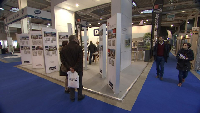 L'auto-construction, tendance du salon Habitat 2018