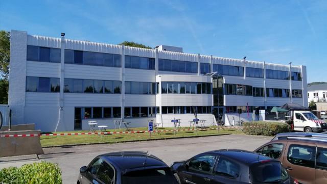 L' E-pôle à Flémalle: la référence pour l'emploi