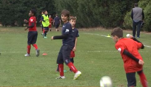 L'école des jeunes du RFC Liège retourne à Wihogne