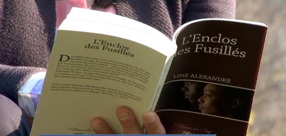 L'Enclos des Fusillés : le nouveau roman de Line Alexandre