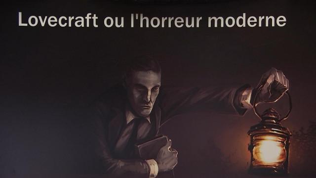 """À la découverte du fondateur de """"l'horreur moderne"""""""