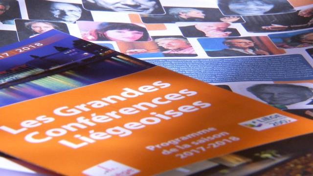 L'Invité : Les grandes Conférences Liègeoises