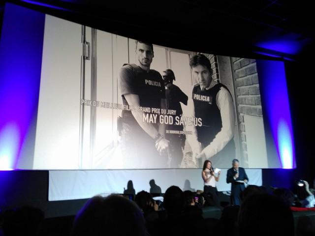 L'invité : palmarès du festival international du film policier