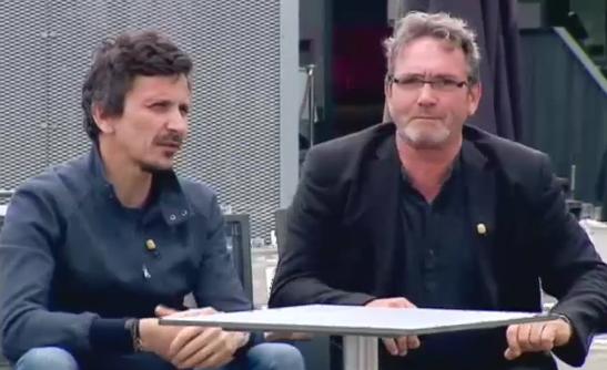 L'invité : Renaud Rutten et Arnaud Tsamère au Voo Rire