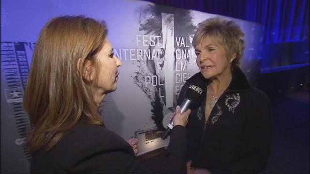L'invité : Véronique Jannot au festival du film policier