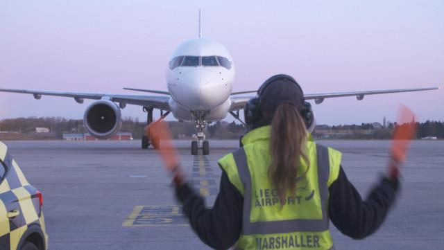 L'OMS choisit Liege Airport comme plate-forme sanitaire