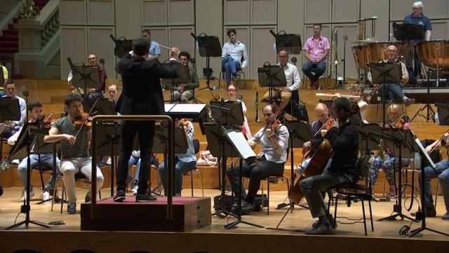 L'OPRL reprend les répétitions en vue de quatre concerts inédits