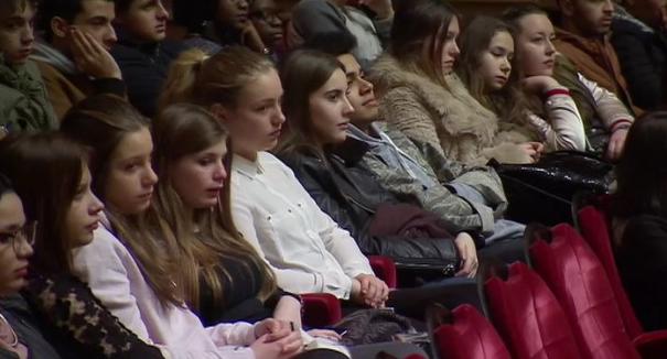 L'OPRL sensibilise le jeune public à la musique classique