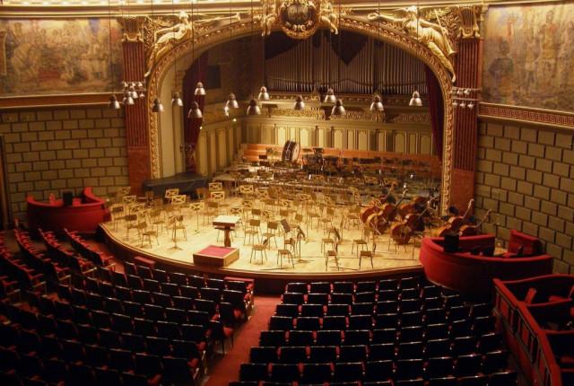 L'Orchestre Philharmonique pour une première belge en Roumanie
