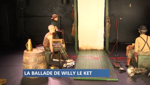 La Ballade de Willy le Ket : la question de la violence conjugale