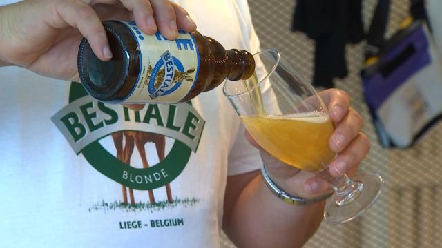 Une nouvelle bière liégeoise fruit d'un travail collectif