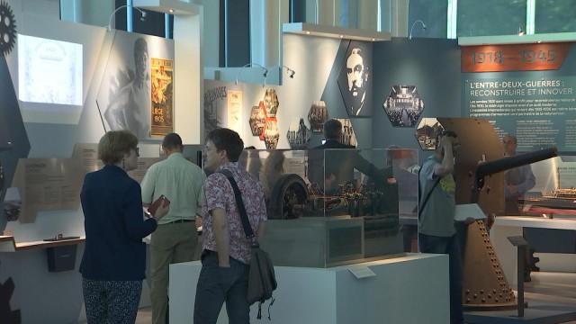 La Boverie propose l'exposition John Cockerill, 200 ans d'avenir