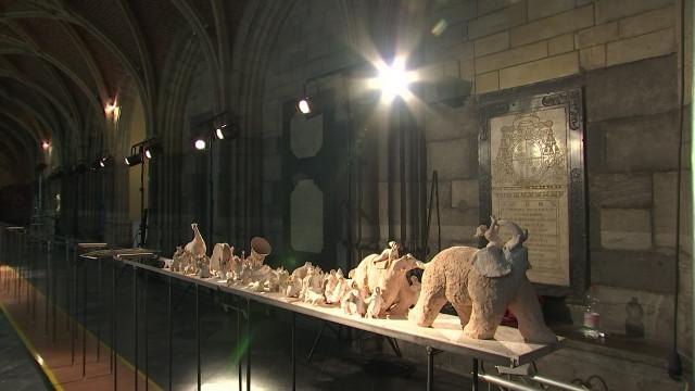 La caravane des possibles, une étonnante sculpture collective