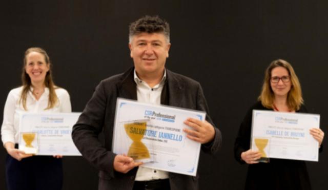 La chocolaterie Galler lauréate du Prix de la Responsabilité Sociétale des Entreprises