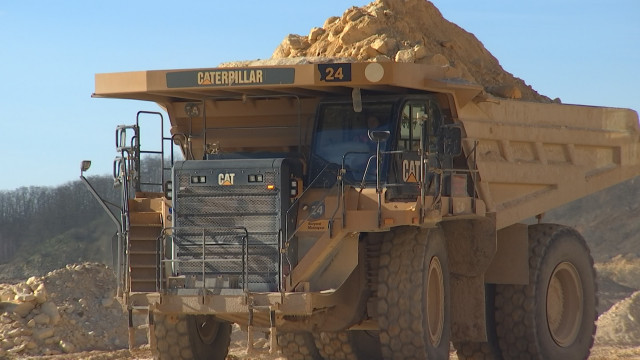 La cimenterie CBR Lixhe souhaite étendre sa zone d'activité