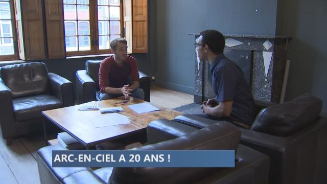 La Maison Arc-en-ciel de Liège fête ses 20 ans !