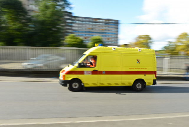 La nacelle se décroche : deux ouvriers liégeois blessés
