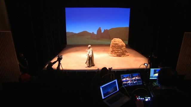 La nouvelle pièce d'Ismaël Saïdi diffusée en live streaming par le Théâtre de Liège