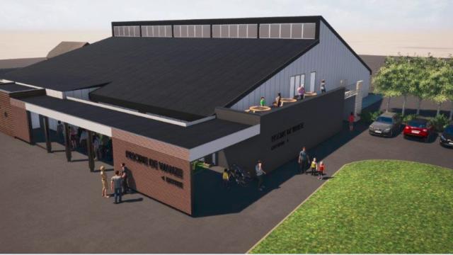 La piscine communale de Wanze en travaux jusqu'en 2022