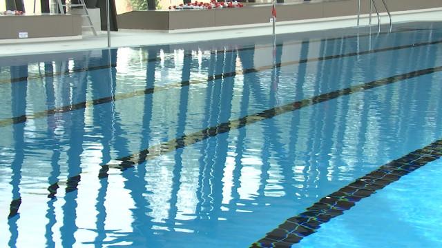"""La piscine de Waremme dans les """"starting blocks"""""""