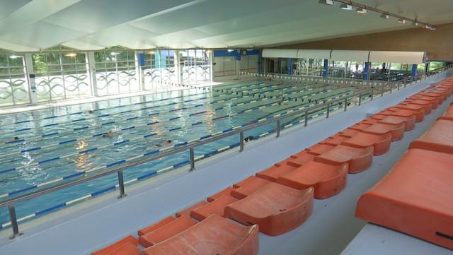 La piscine olympique accessible jusqu'en août 2021