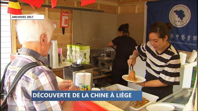 Chinatown bientôt de retour au coeur de Liège