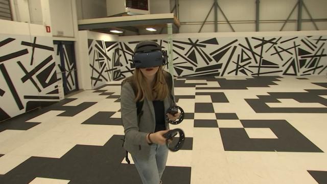 La plus grande salle liégeoise de réalité virtuelle est à Rocourt !