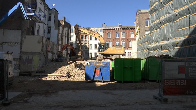 La rénovation du quartier Grand Léopold avance à grands pas