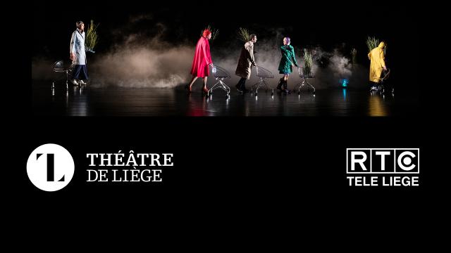 La rentrée du Théâtre de Liège dès 16h en Facebook Live