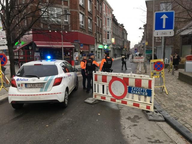 La rue Saint Léonard est rouverte ! (video)